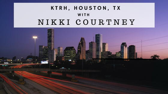 Radio Interview: KTRH, Houston, TX