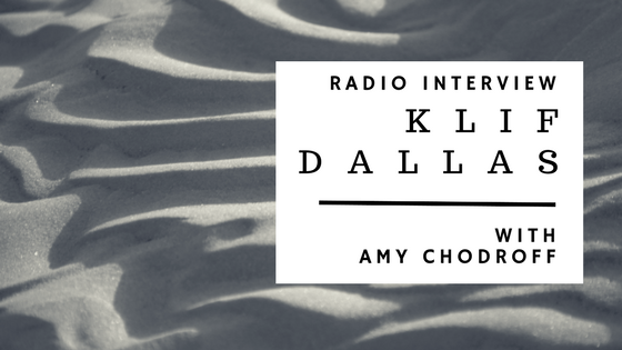 Radio Interview: KLIF, Dallas TX with Amy Chodroff
