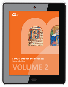 Bible Curriculum - Interactive E-Textbook Volume 2 - Samuel through the Prophets