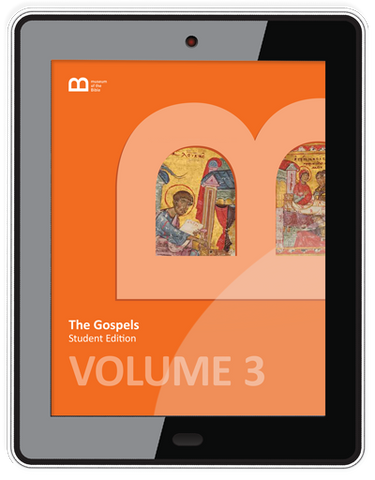 Bible Curriculum - Interactive E-Textbook Volume 3 - The Gospels