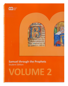 Bible Curriculum - Student Edition Textbook - Volume 2 - Samuel through the Prophets