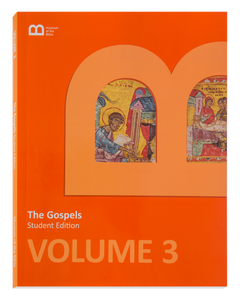 Bible Curriculum - Student Edition Textbook - Volume 3 - The Gospels
