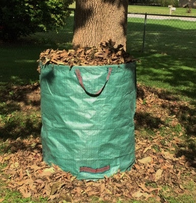 Go-GreenGardening Large Reusable Yard, Garden & Leaf Waste Bag,Collapsible 70 gal