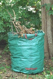 **NEW**Go-GreenGardening 2 Bag Bundle - 1 Large 72 Gal Reusable & 1 Cube 30 Gal Lawn, Leaf & Garden Waste Bag Collapsible