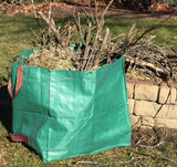 SALE - 10%0FF Go-GreenGardening Cube Bag - Lawn, Leaf, Garden & Multipurpose Reusable Bag -...