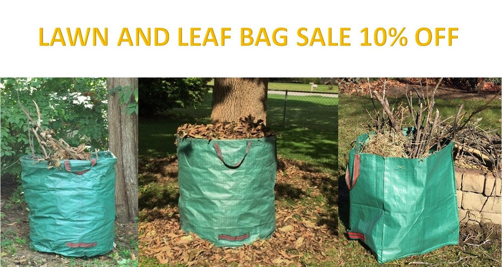 YOUR YARD & GARDEN CLEANUP IS IN THE BAG!!