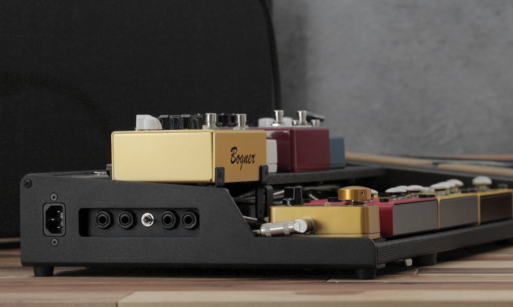 Custom Pedalboard with Bogner LaGrange pedal