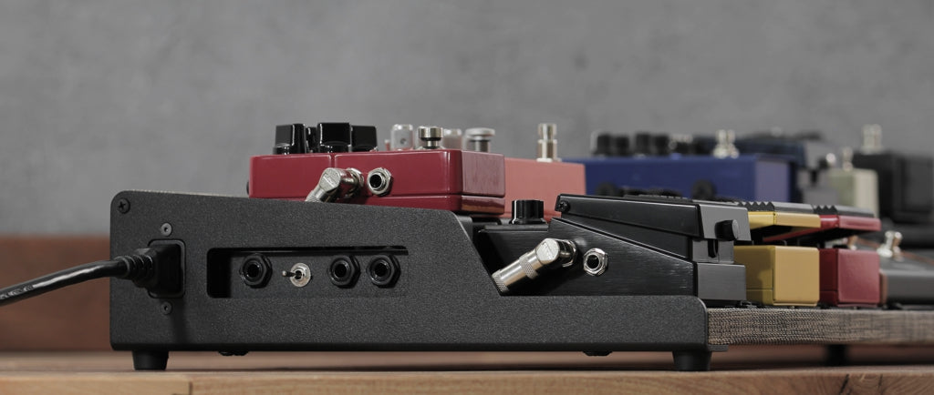 OpenWing Pedalboard_Effects loop-Front Amp Output Switcher