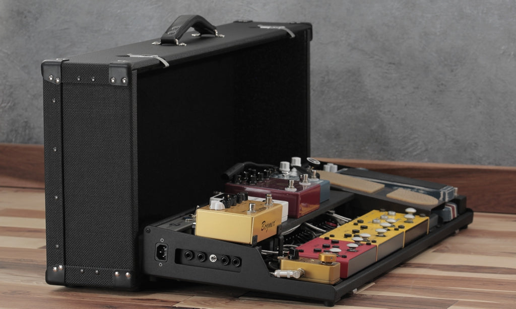 Patented Helweg Signature Pedalboard Case_Version 2