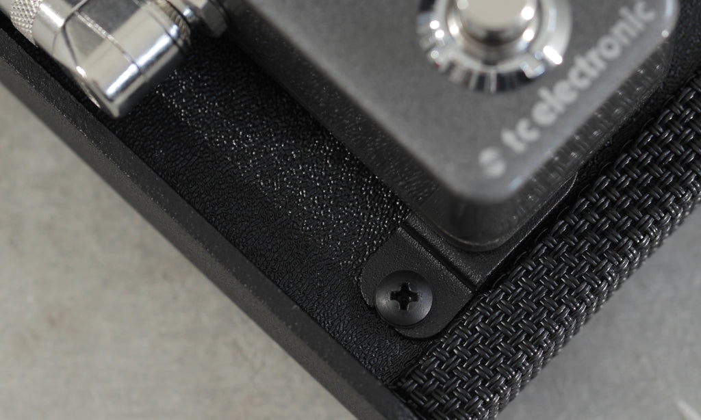 TC Ditto Looper with pedal mounting brackets