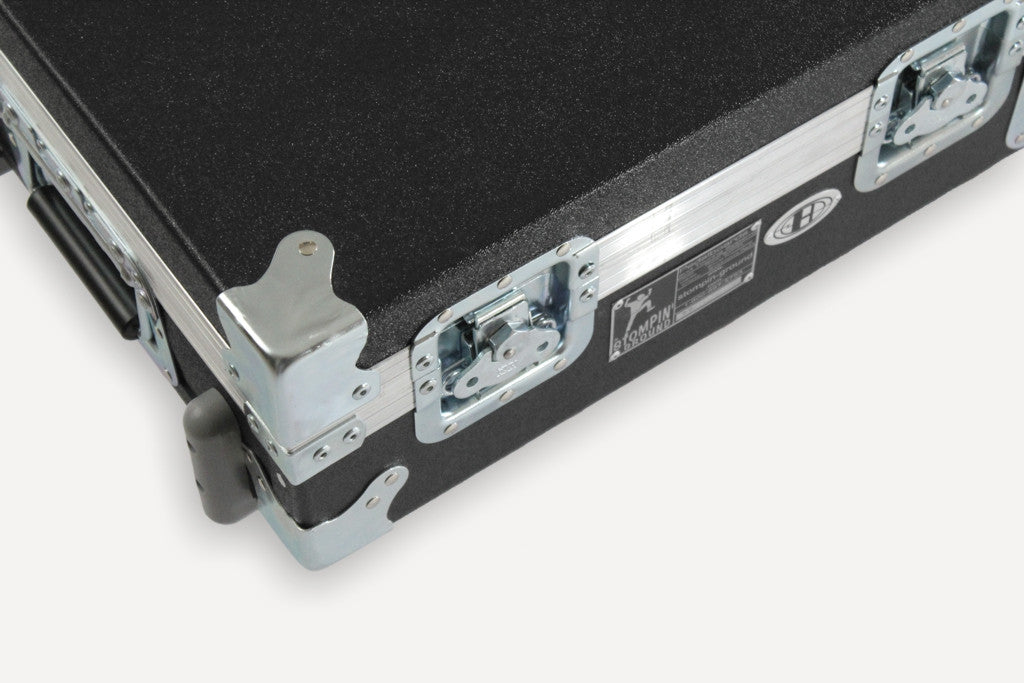 Stompin-Ground Deluxe Duralight Case for Helweg OpenWing Pedalboards