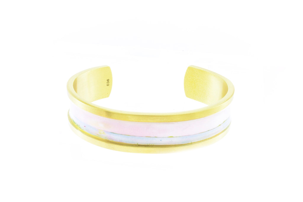 Madaket Sunset Cuff - Mer Hanson x maine melon