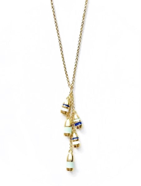 Statement Buoy Necklace