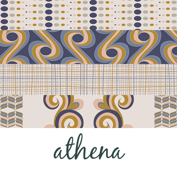 Athena by Angela Walters
