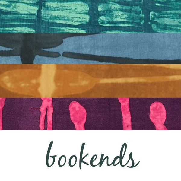 Bookends by Marcia Derse