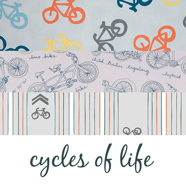 Cycles of Life by Kristen Berger