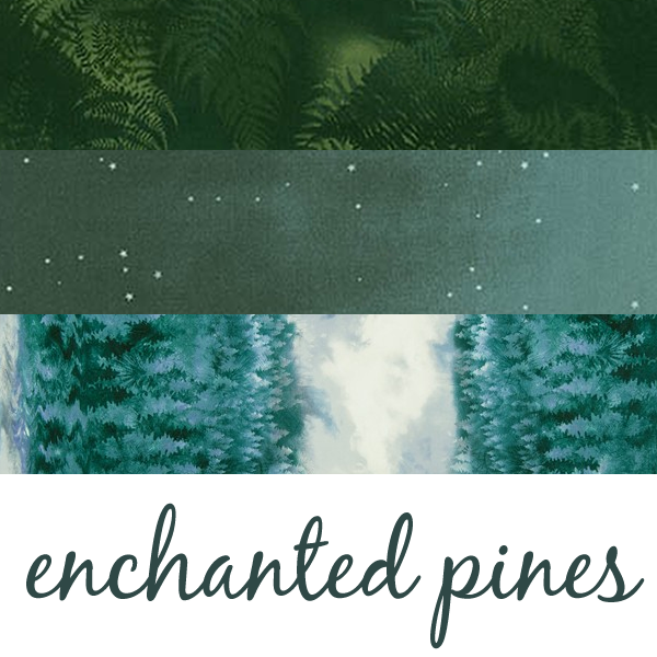 Enchanted Pines by McKenna Ryan
