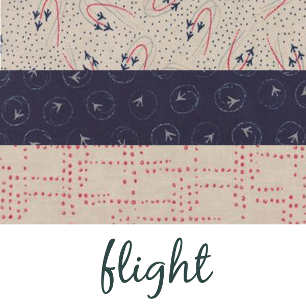 Flight by Janet Clare