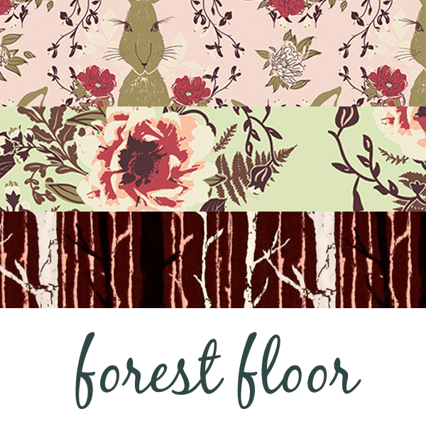 Forest Floor by Bonnie Christine