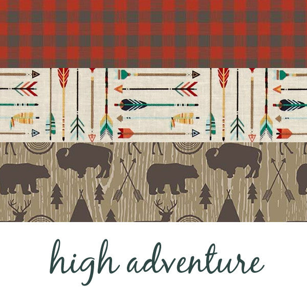 High Adventure by Riley Blake
