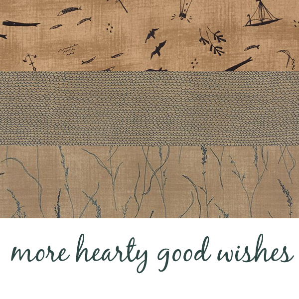More Hearty Good Wishes by Janet Clare