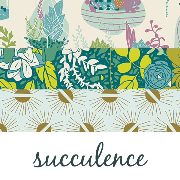 Succulence by Bonnie Christine