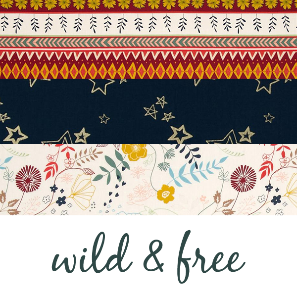 Wild & Free by Maureen Cracknell
