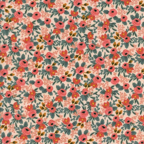 Les Fleurs by Rifle Paper Co. Rosa in Peach