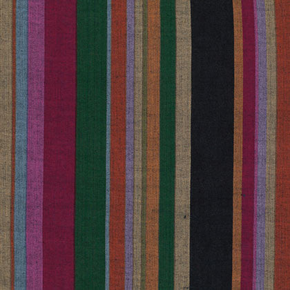 Kaffe Fasset Woven Stripes Roman Stripe in Dark
