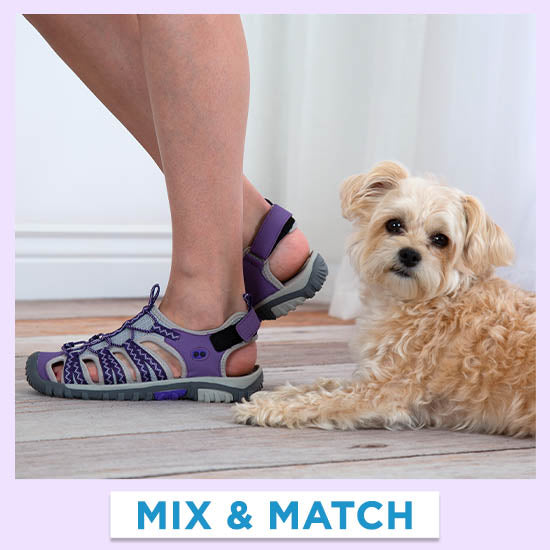 Pet Lovers Sport Sandals