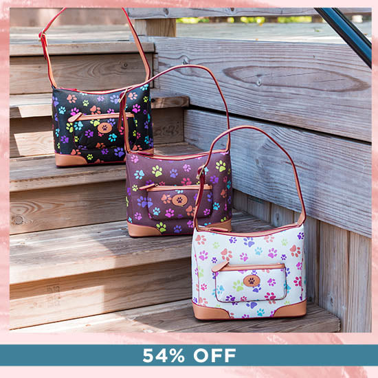 Charming Paws Galore™ Purse - 54% OFF