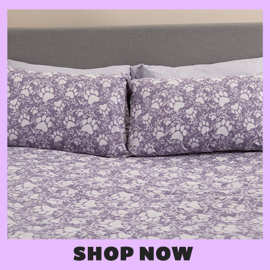 Super Cozy™ Paws to Cuddle Sheets - Shop Now