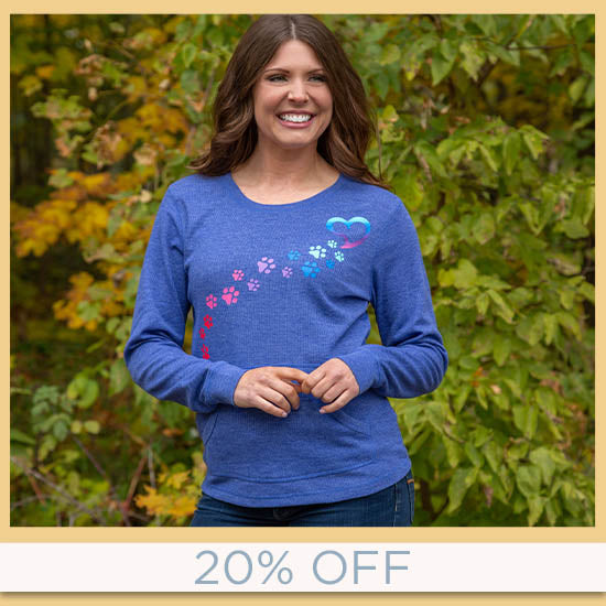 Rainbow Paws Thermal Top - 20% OFF