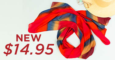 The Artist's Way Cotton Scarf | New | $14.95