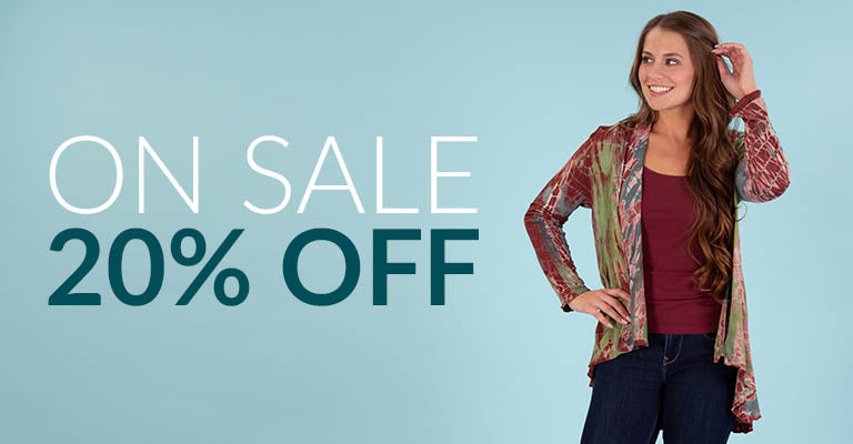 Sandstone Open Cardigan | On Sale! | 20% OFF
