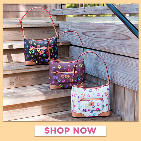 Charming Paws Galore™ Purse