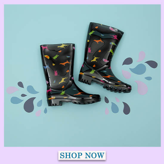 Raining Cats & Dogs Ultralite Rain Boots - Shop Now