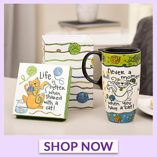 Life With A Pet Travel Mug Collection - Shop Now