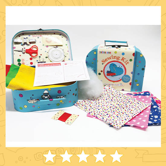 Learn to Sew Kit - ★★★★★