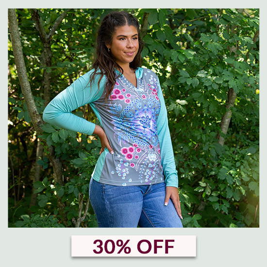 Paw Print Celebration Hooded Top - 30% OFF