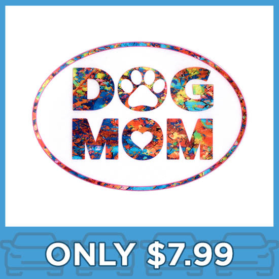 Pet Parent Window Cling