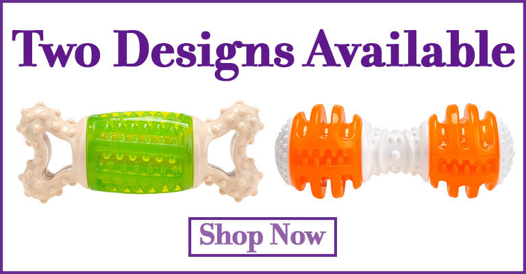 Dog Chew Toy | Two Designs Available