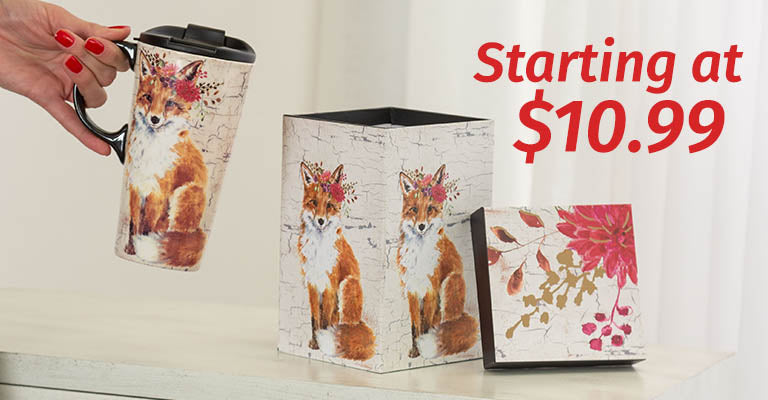 Animal Kingdom Gift Boxed Travel Mug | Starting at $10.99