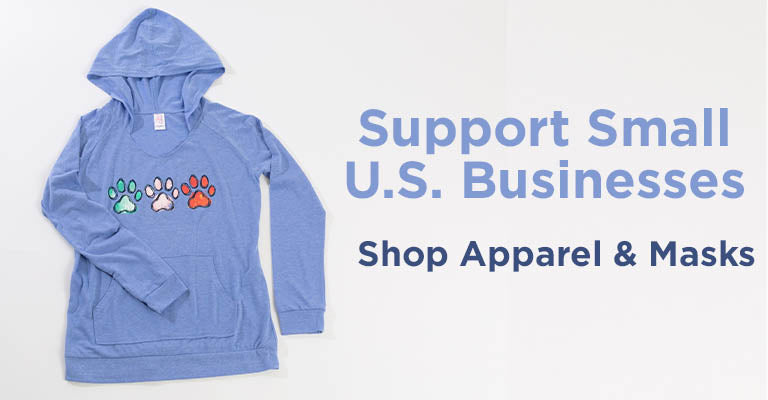 Support Small U.S. Businesses | Shop Apparel & Masks