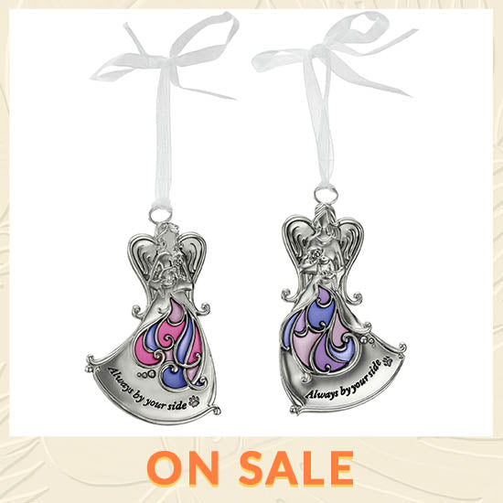 Always By Your Side Pet & Angel Ornament - On Sale