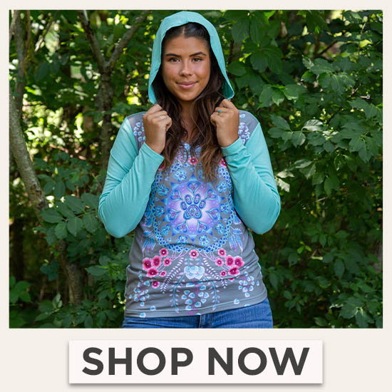 Paw Print Celebration Hooded Top - Shop Now