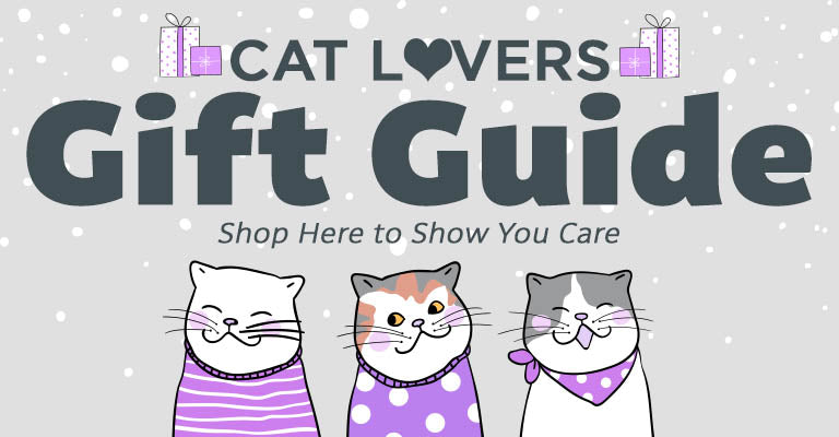 Cat Lovers Gift Guide | Shop Here to Show You Care