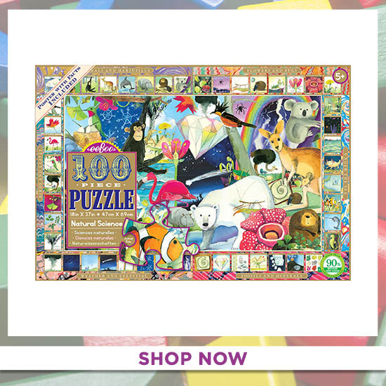 Natural Science Puzzle - Shop Now