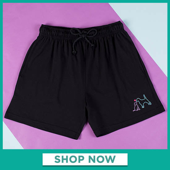 Animal Lover Casual Shorts - Shop Now
