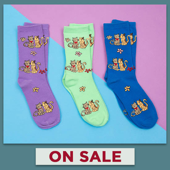 Best of Friends Socks - Set of 3